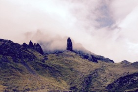 Bodach an Stòrr (The Old Man of Storr)